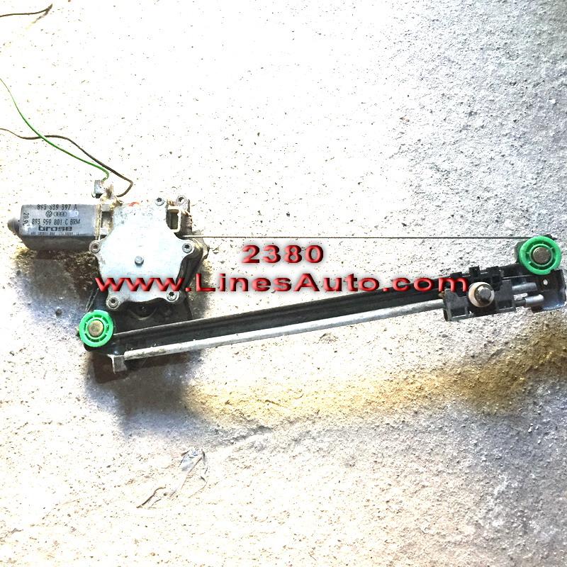 Механизъм Ел. Стъкла за AUDI 80 B3