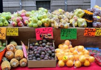 Cape Town: EarthFair Food Market