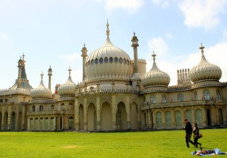 Brighton: The Royal Pavilion