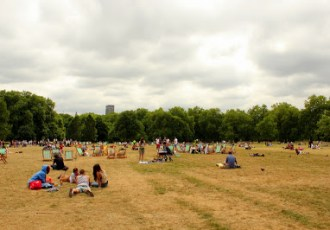 London: Green Park to Hyde Park