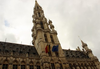 Brussels: A walking tour