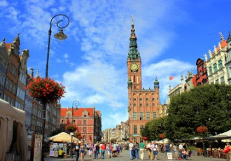 Gdansk: The Two Towers