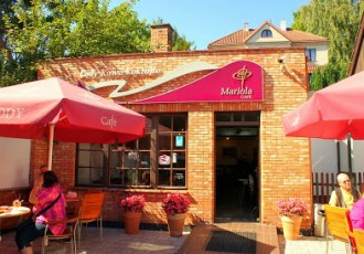 Gdynia: Mariola Cafe