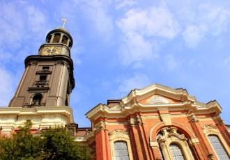 Hamburg: St Michael's Church