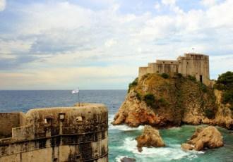 Croatia tales: Walking Dubrovnik's city walls
