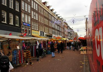 Amsterdam: Hungry Birds food tour