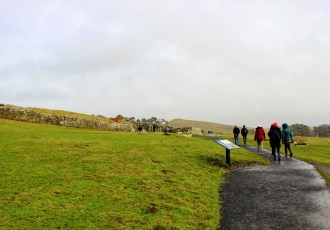 An adventure to Hadrian's Wall