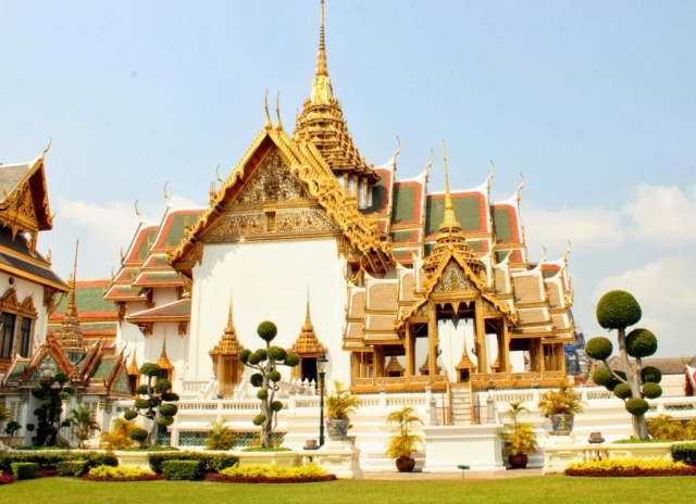 Phra Maha Monthein group, Grand Palace, Bangkok