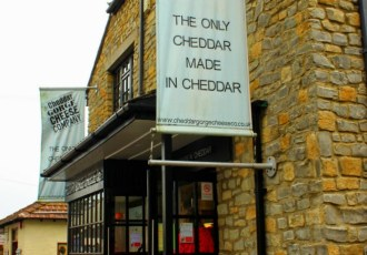 Caves required: Cheddar Gorge Cheese Company