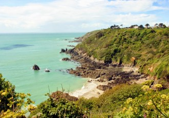 A weekend stay in Guernsey