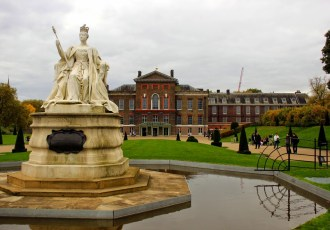 A tour of Kensington Palace with City Wonders