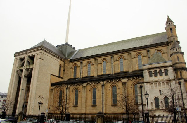 St Anne's Cathedral, Belfast