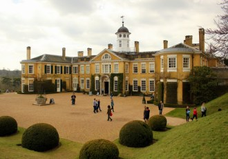 An escape to the countryside at Polesden Lacey