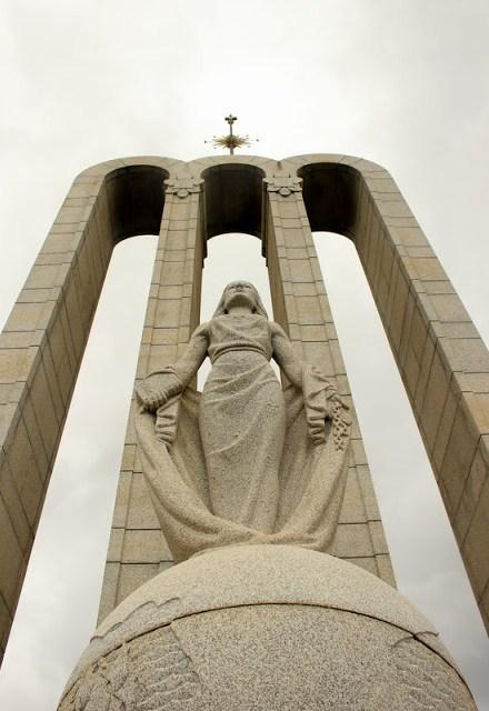 The Huguenot Monument, Franschhoek