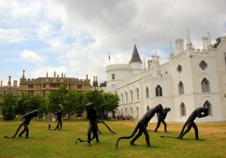 Gothic eccentricity at Strawberry Hill House