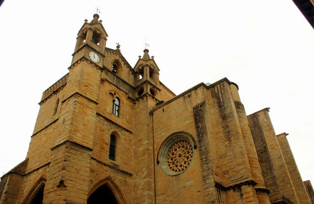 Church of St Vicente