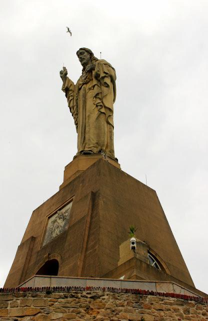 Statue of Jesus Christ, San Sebastian