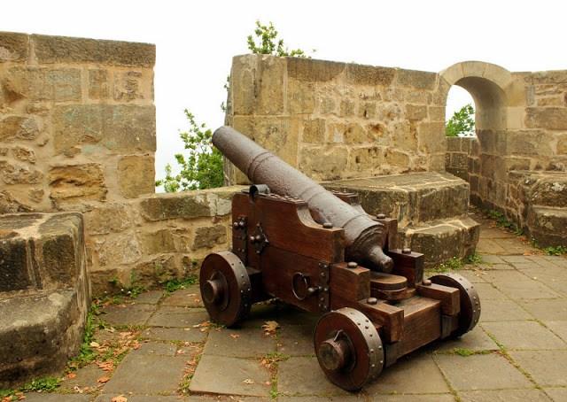 Cannon at Monte Urgull