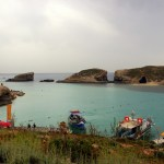 Taking the fast track to Comino