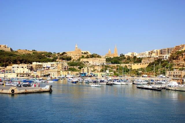 Mgarr harbour, Gozo