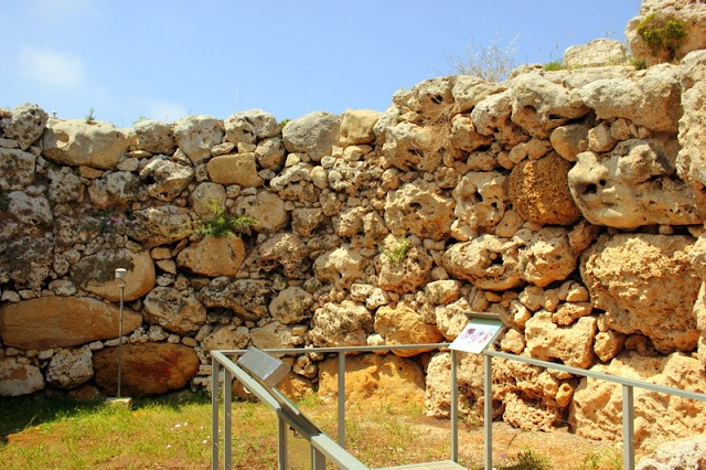 Chambers of the Ggantija Temples