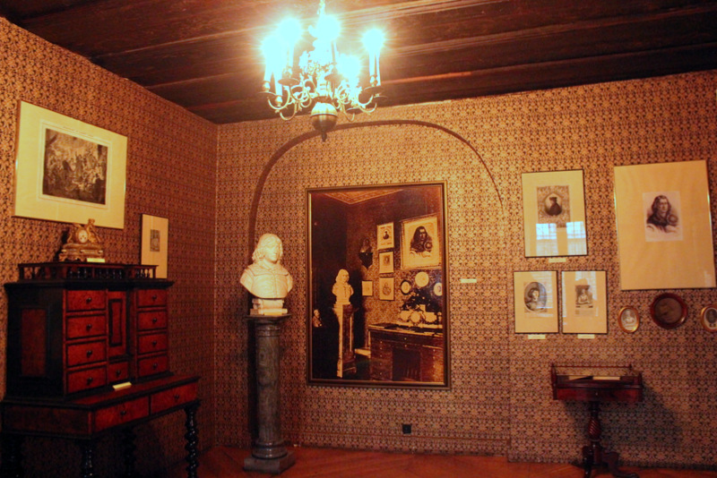 Room in Nicolaus Copernicus House