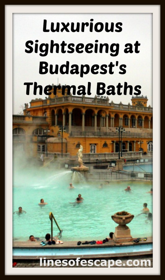 Luxurious Sightseeing at Budapest's Thermal Baths