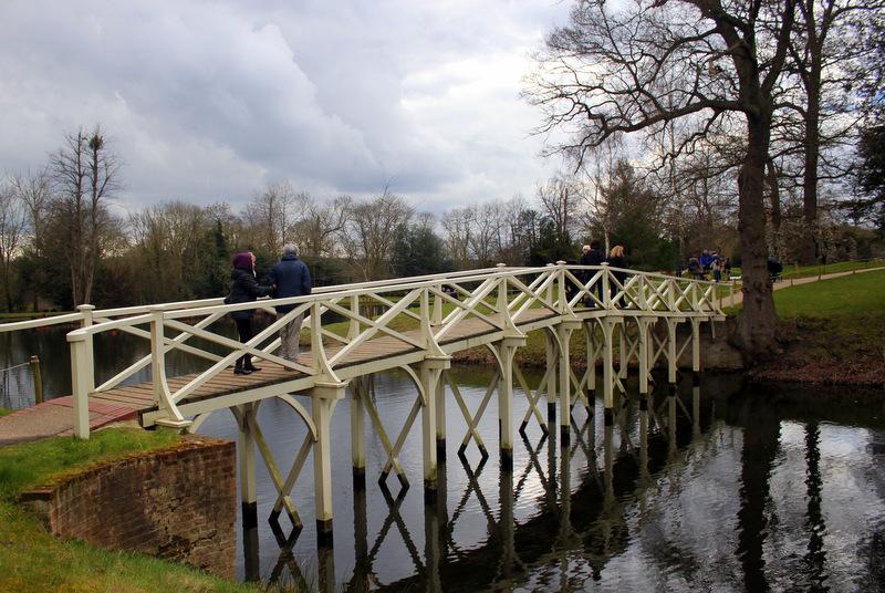 Chinese Bridge, Painshill Park