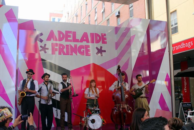 Fringe Festival previews