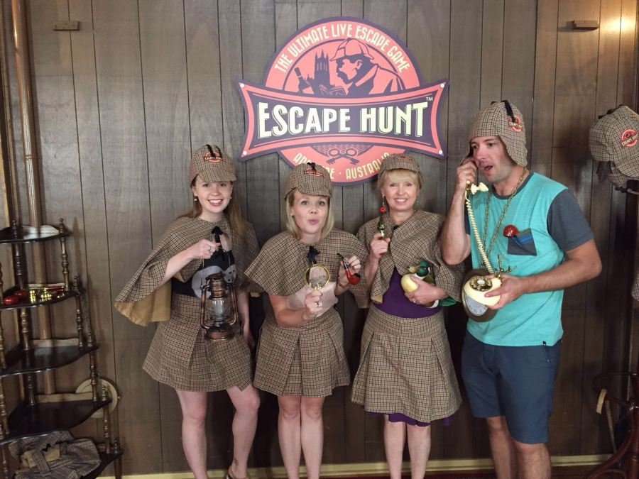 Escape Hunt Adelaide