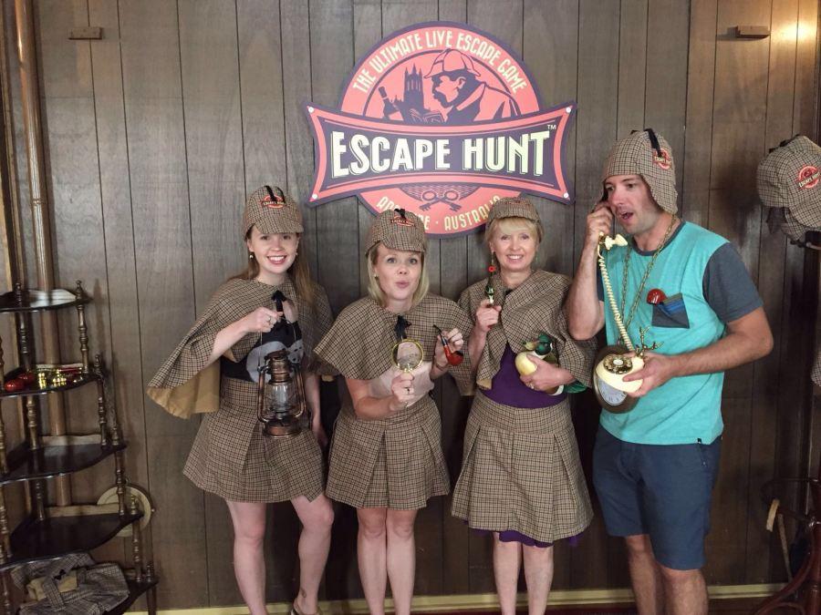 Escape Hunt Adelaide