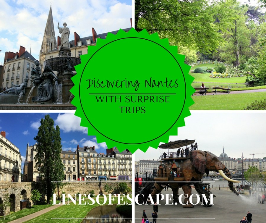 Discovering Nantes with Surprise Trips