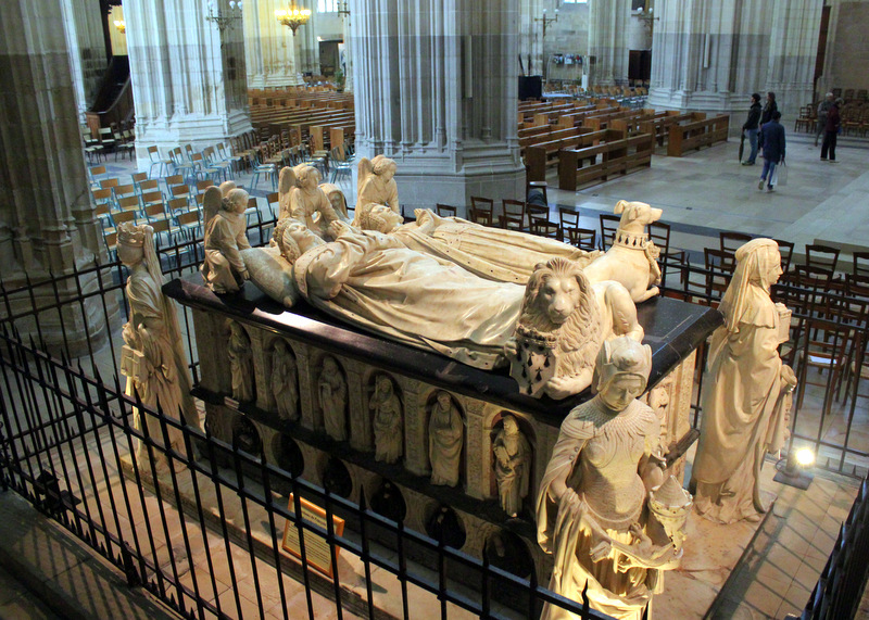 Tomb of Francis II, Nantes