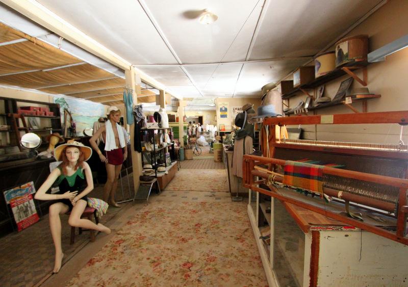Historical clothing emporium