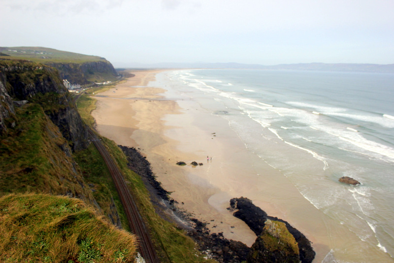 View from Mussenden Temple