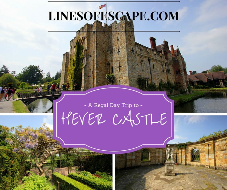 A Regal Day Trip to Hever Castle