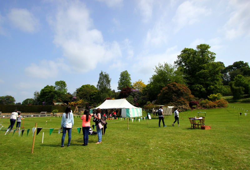 Activities at Hever Castle