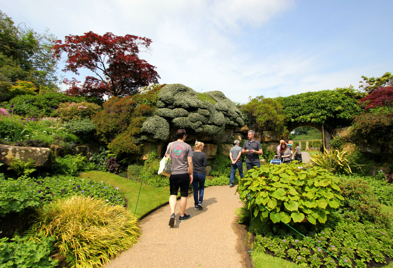 First look at Hever Castle gardens