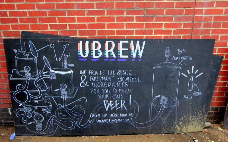 How UBREW works