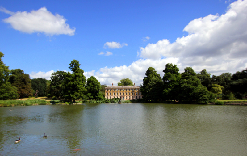 Palace in Kew Gardens