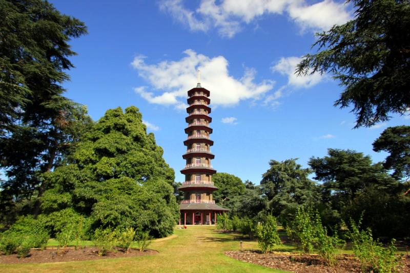 Chinese Pagoda, Kew Gardens