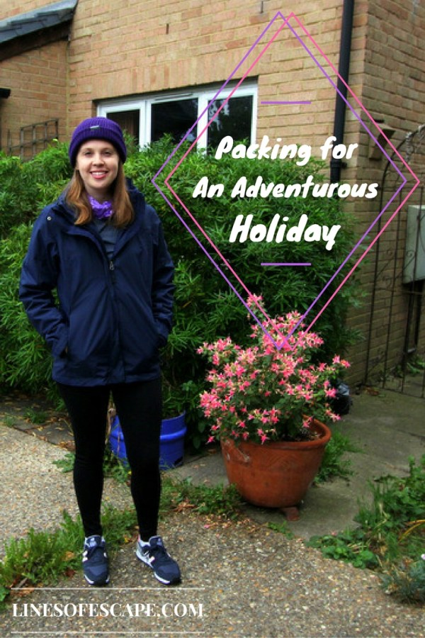Packing for an Adventurous Holiday