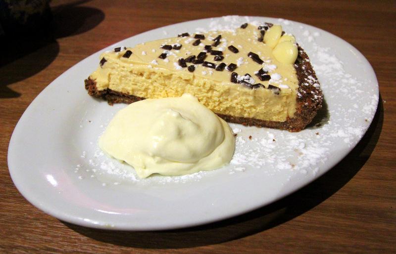 Dessert pies at Sweet Mother's Kitchen