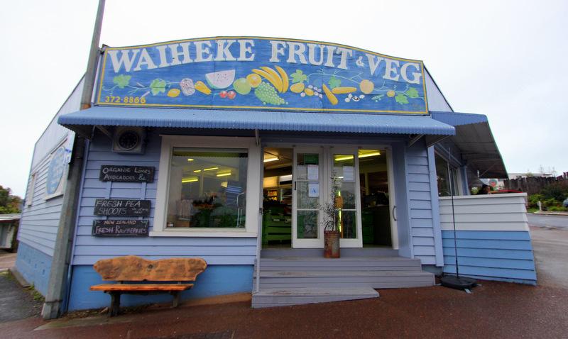 Oneroa grocery store