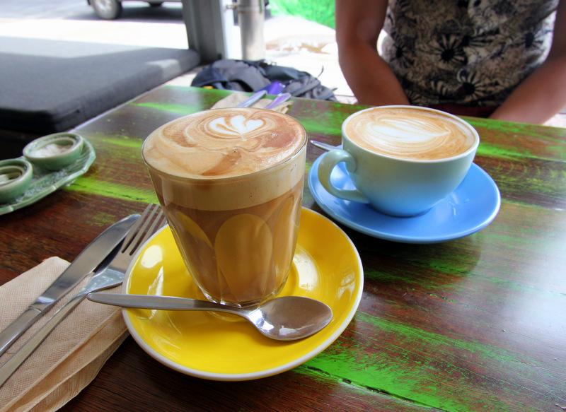 Warung Bagus cafe, Byron Bay