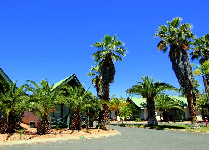 Desert Palms Resort, Alice Springs