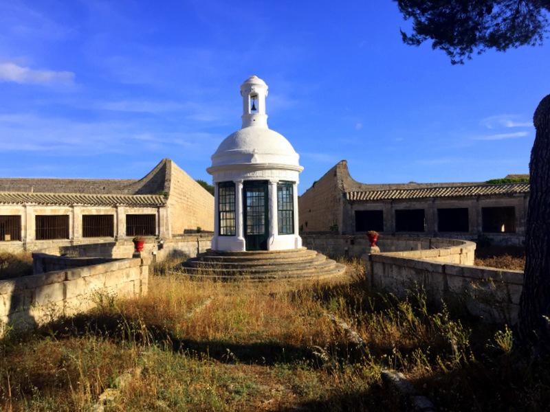 Lazareto Island, Menorca