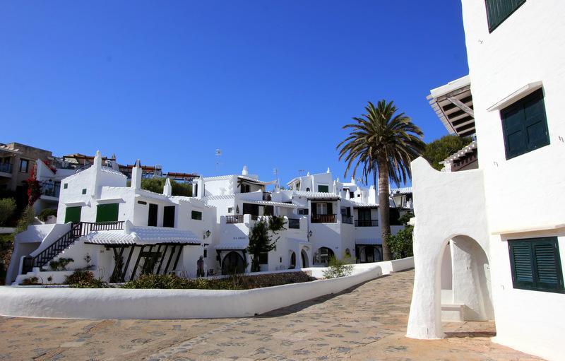 Binibeca in Menorca