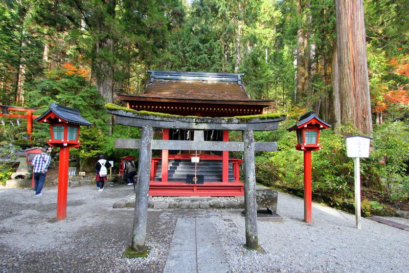Futarasan jinja, Nikko