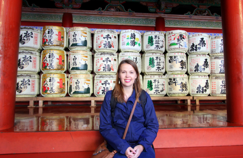 Visiting Nikko, Japan